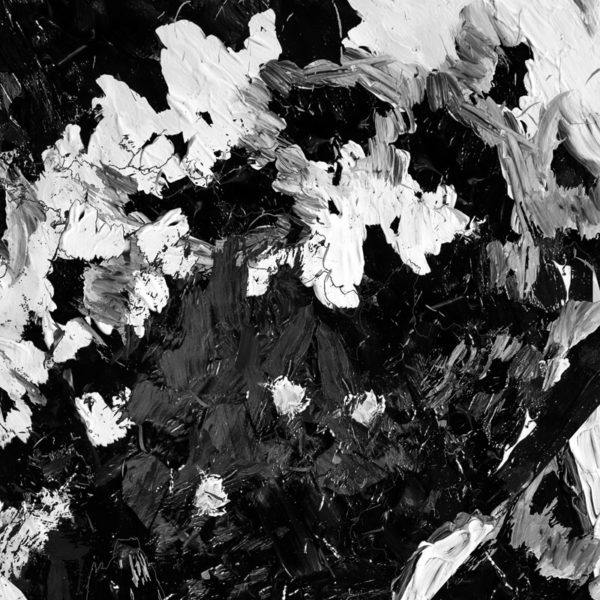 Oil Paint & Graphic + Photo